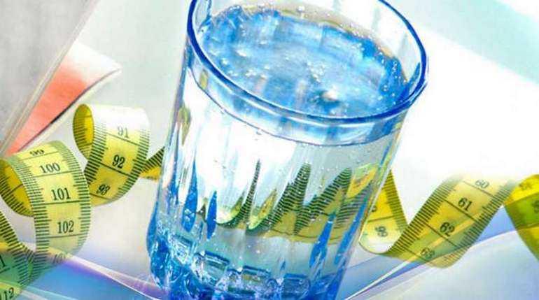 пейте больше воды и похудеете
