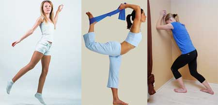 принцип гимнастики