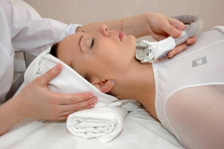 LPG массаж лица - Как избавиться от отеков