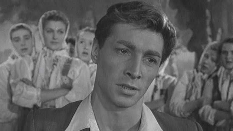 Старые советские фильмы о любви в деревне
