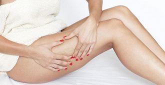 Как делать массаж от целлюлита