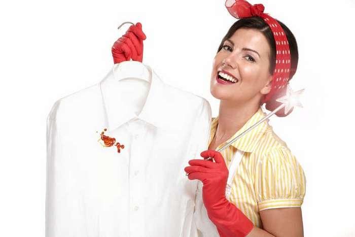 Как отбелить белую рубашку в домашних условиях, чтобы она была белоснежной