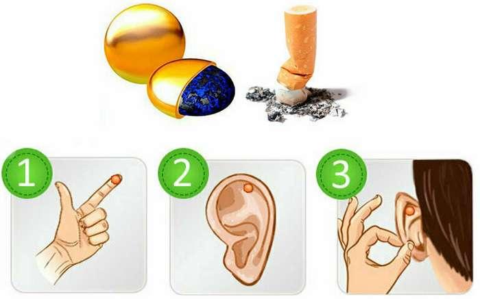 Лечебные магнитики от курения