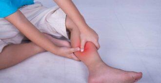 Как снять судороги в ногах