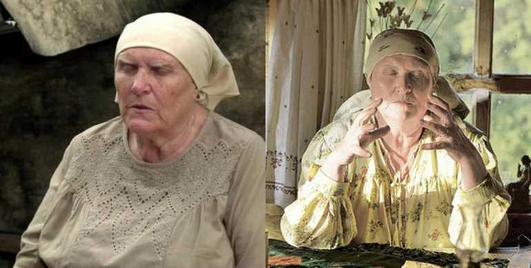 Приметы от бабы Нины из сериала Слепая