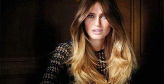 модное окрашивание волос в 2017