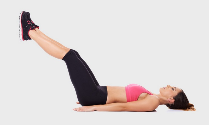 какие упражнения надо делать чтобы убрать живот