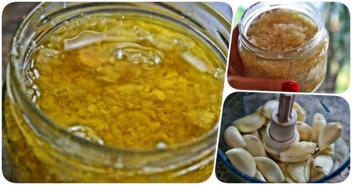 Как сделать домашнее чесночное масло и чем оно полезно