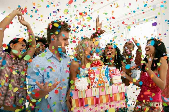 Как сделать запоминающимся День рождения?