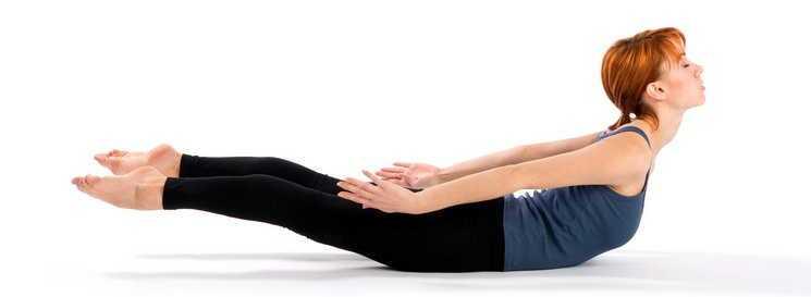 Самые эффективные асаны для здоровья спины йога для осанки