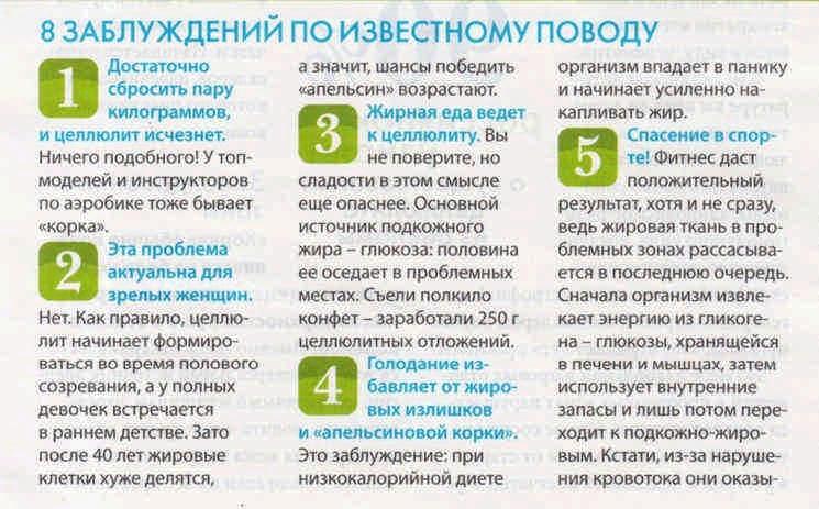 8 заблуждений