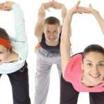Упражнение от сколиоза
