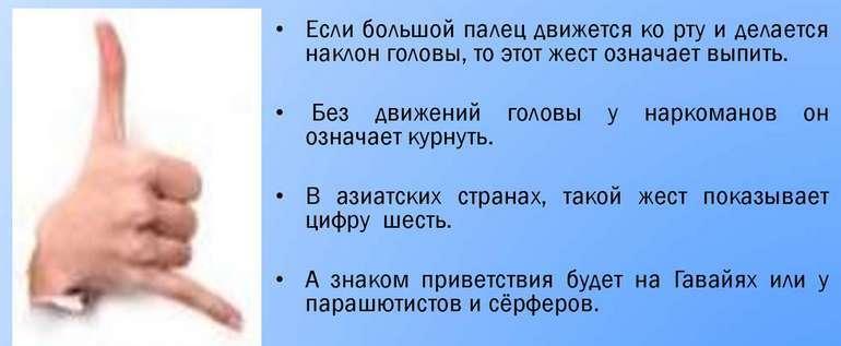 Жест Шака