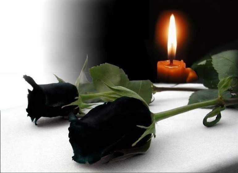 Цветы на годовщину смерти