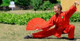 Китайская гимнастика для сосудов
