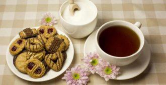 Печенька к чаю