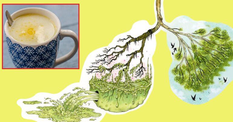 Как вывести слизь из организма и стать здоровее