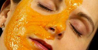 маска с облепихой