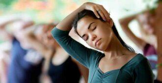 Как избавиться от хруста в шее