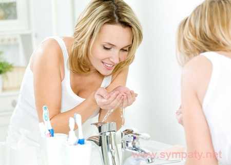Как привести себя в порядок - очищение лица