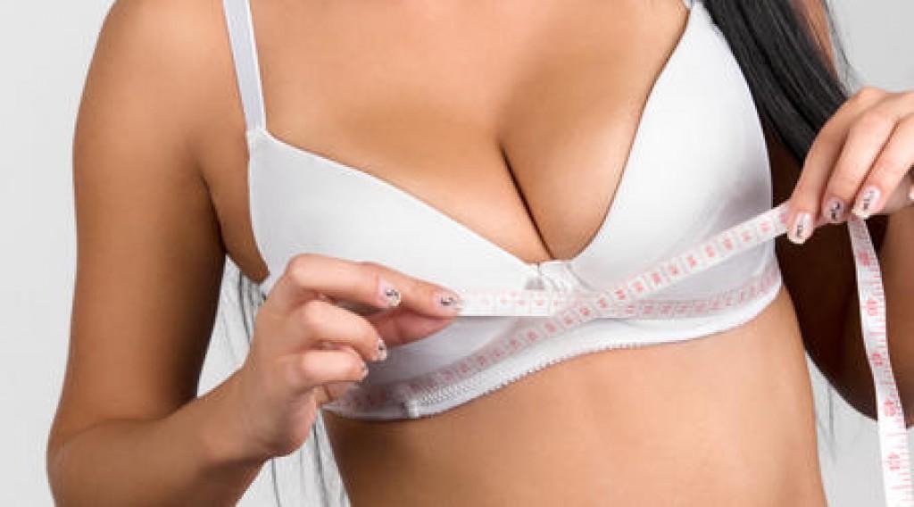 увеличить грудь