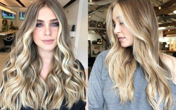 Окрашивание волос балаяж: найди свой неповторимый оттенок