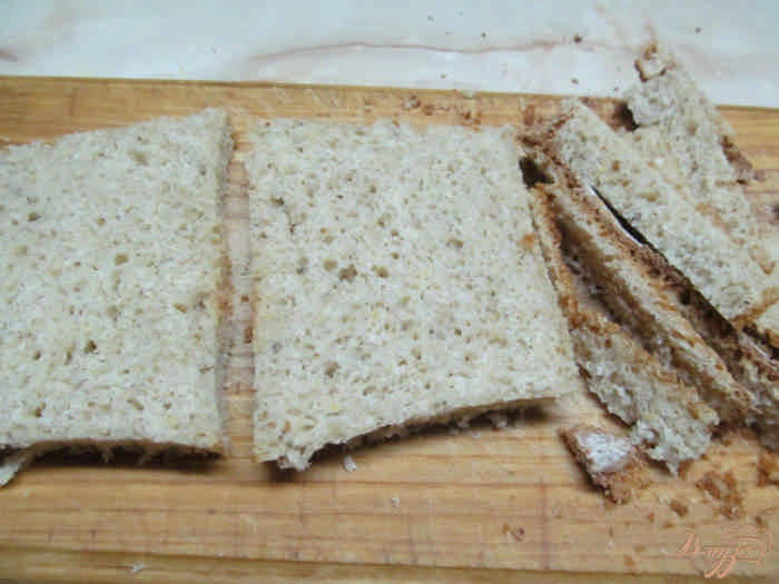 Рулеты из хлеба - вкусно и оригинально
