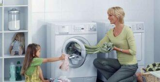 Как почистить стиральную машину в домашних условиях