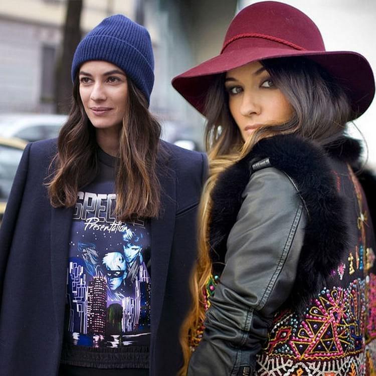 Как сохранить прическу под шапкой зимой: советы для женщин и мужчин