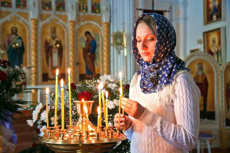 сила материнской молитвы