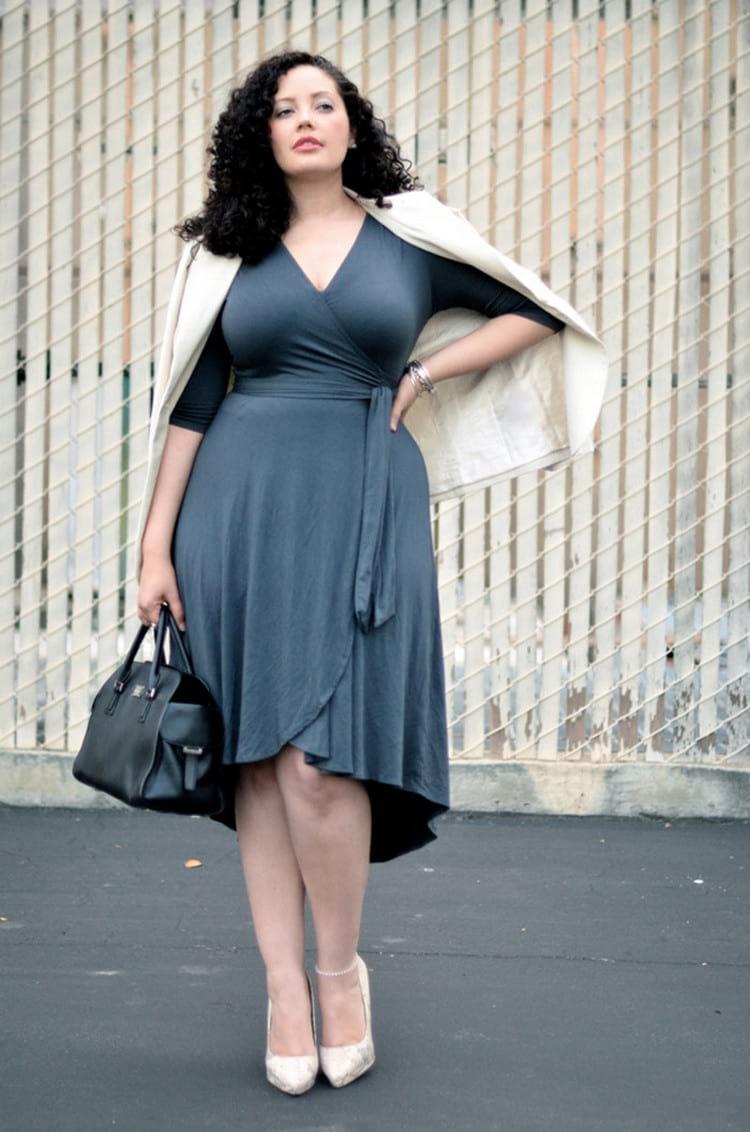 Модные советы на осень от Эвелины Хромченко для разных типов фигуры