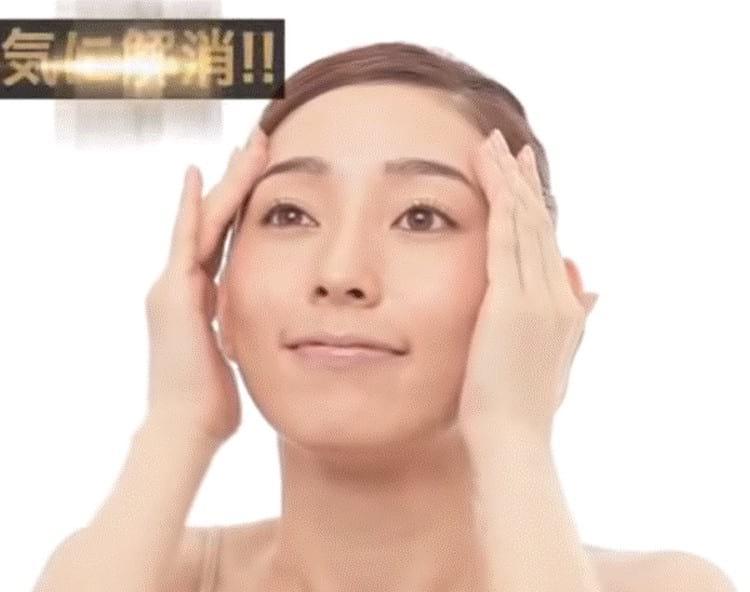 Японский массаж лица Коруги