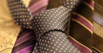 Как завязать мужской галстук