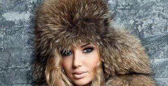 Красивые женские зимние шапки