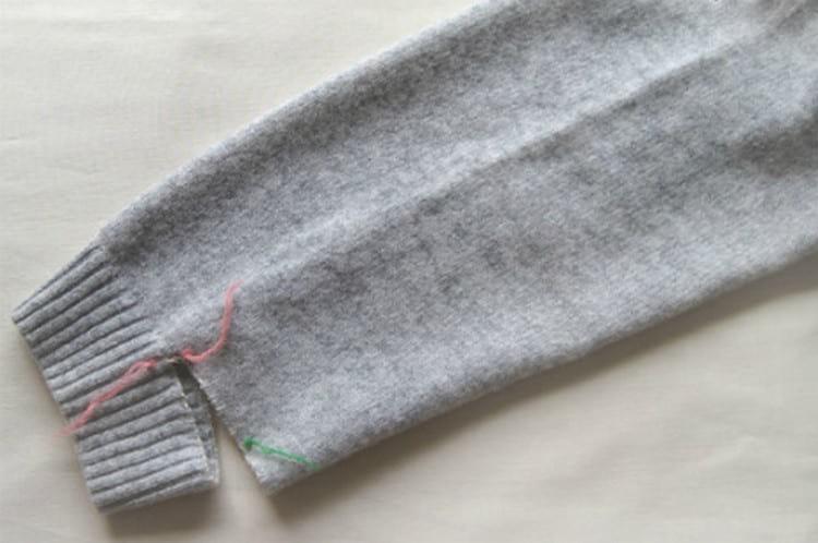 Как подшить платье вручную потайным швом в домашних условиях