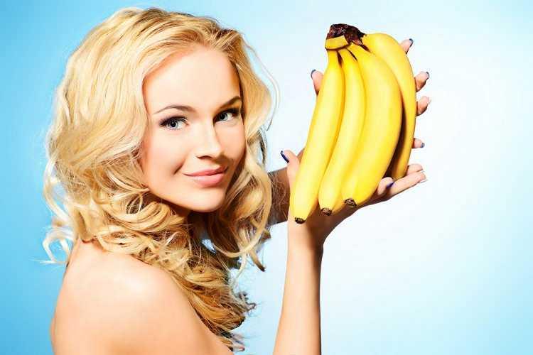 Все виды банановых диет - переносится легко, эффект заметен