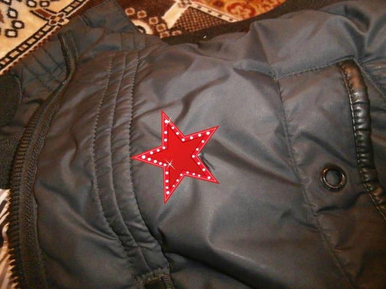 как аккуратно зашить куртку