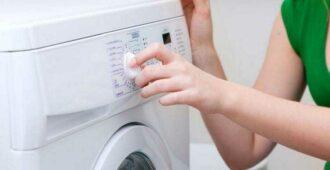 Как устранить запах в стиральной машине