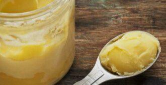 Как сделать омолаживающее масло гхи (ги) и использовать его в питании и как лекарство
