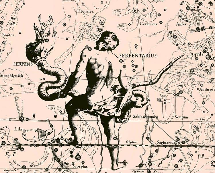 Тринадцатый знак зодиака змееносец