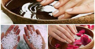 чем лечить слоящиеся ногти на руках