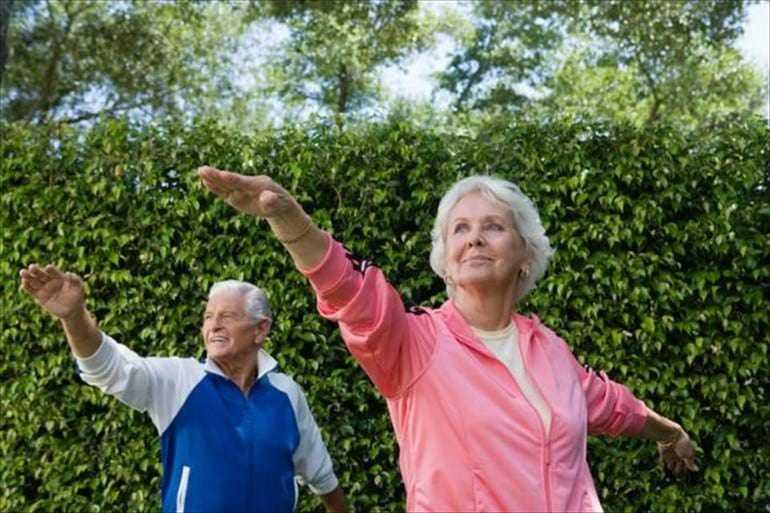 Гимнастика Цигун для позвоночника, похудения и общего здоровья
