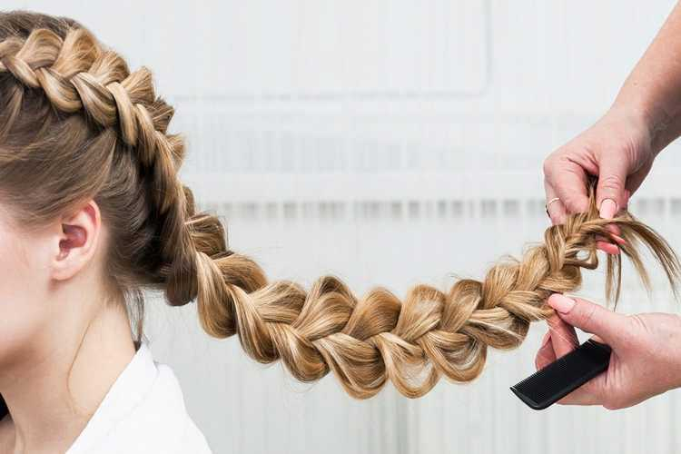 как заплести французскую косу