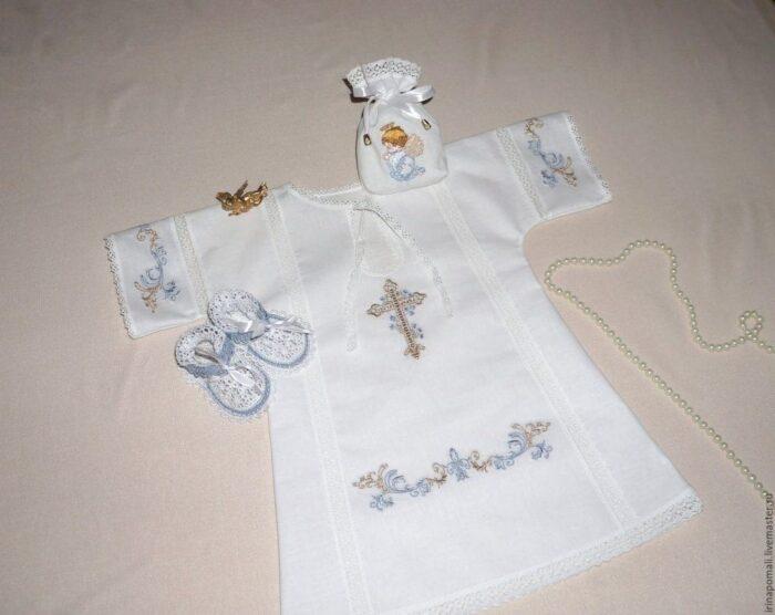 что дарят крестные