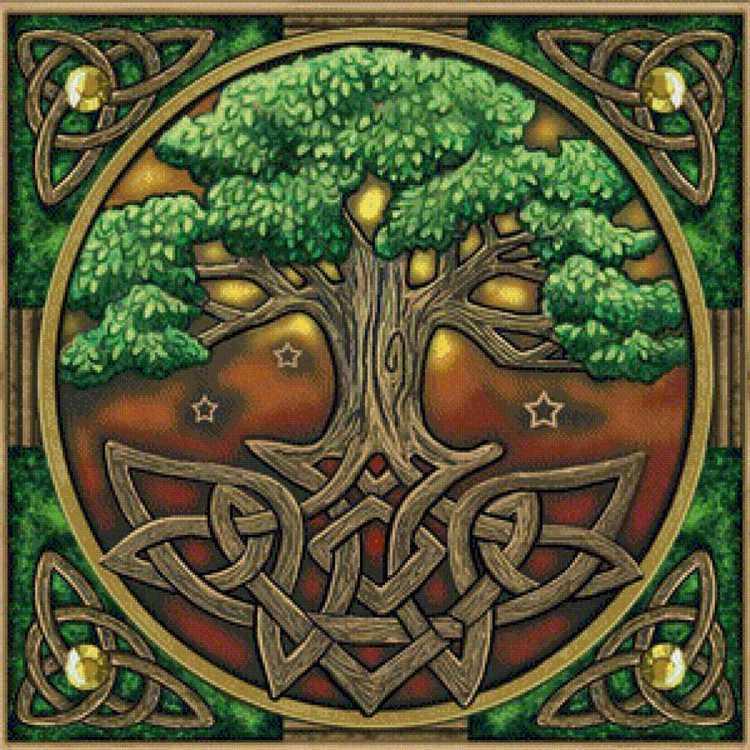 Что означает кельтский узор: значение символов и мощные обереги