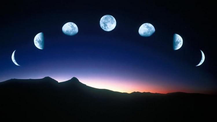 влияние луны на здоровье