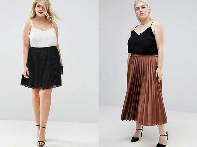 Как подобрать юбку по фигуре: секреты выбора фасона