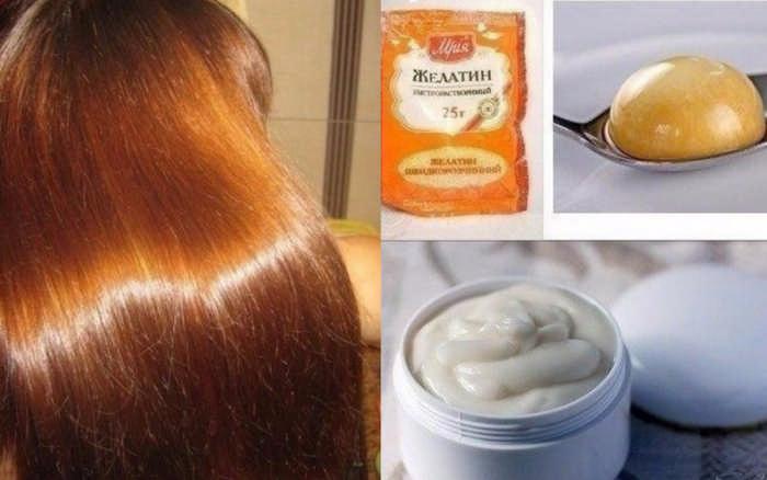 Лучшие рецепты домашнего ламинирования волос