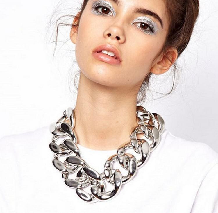 Шпаргалка от дизайнеров: как носить украшения на шее в зависимости от выреза