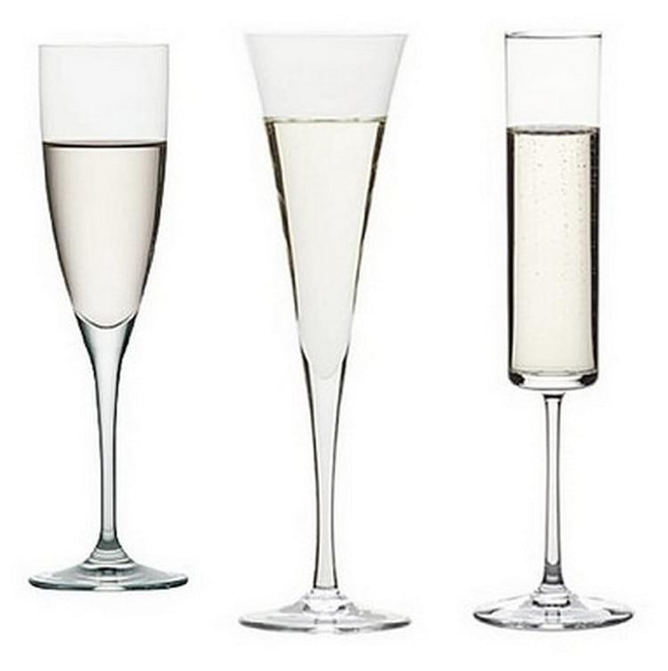 как правильно держать бокал